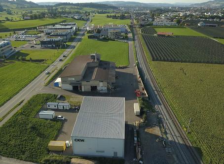 Neue Zentrale Einspeisung in Oberkirch