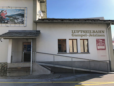 Gampel/Jeizinen - Uebernahme des Langstrecken-WLAN-Netzes