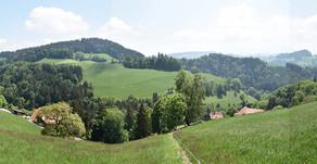 Langstrecken-WLAN Netzerweiterung Zimmerwald