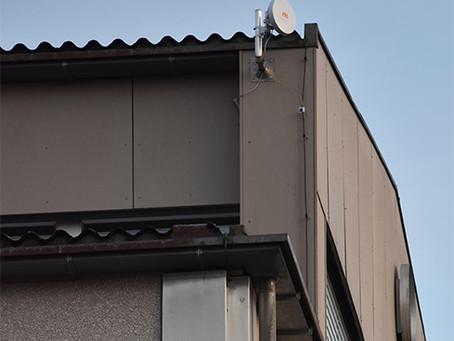 Schule Winikon mit connect366.air ins Netzwerk der Schule Triengen eingebunden.