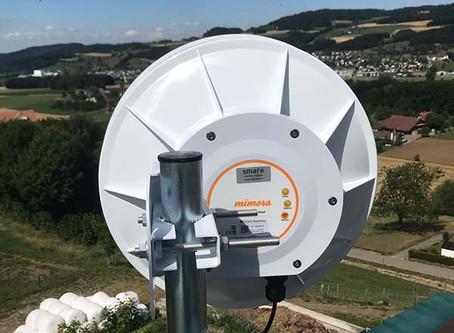 Streckenoptimierung - Internetversorgung Kulmerau & Erschliessung Dieboldswil