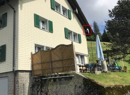 2 weitere Alpwirtschaften mit connect366.air erschlossen
