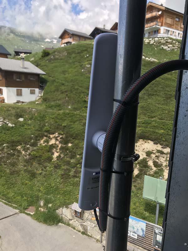 Langstrecken-WLAN Access Point