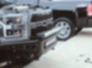 pickup truck exterior detailing knoxvill