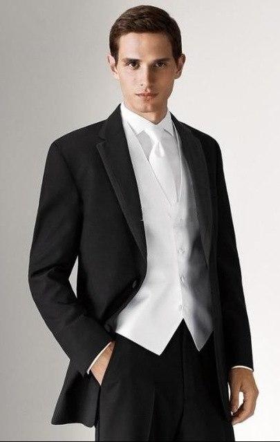 tuxedo walton con chaleco pique y corbat