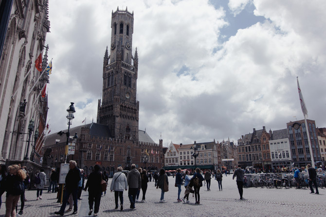 DAY 12: Second Day in Bruges