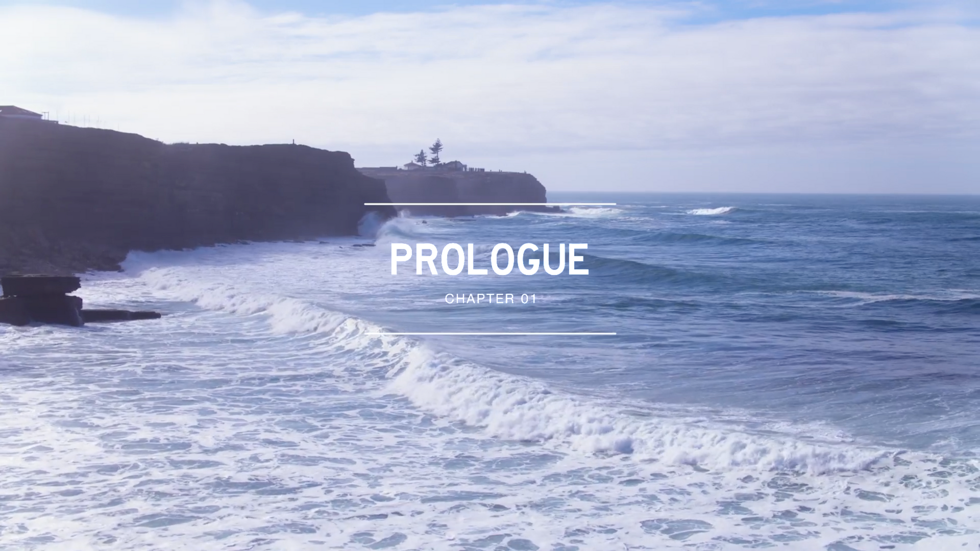 CHAPTER 01: PROLOGUE