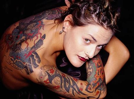 Magnétisme et tatouages