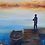 Thumbnail: Fishing Art Canvas Urn
