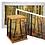Thumbnail: Autumn Woods Art Canvas Urn