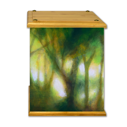 Canopy Art Canvas Urn