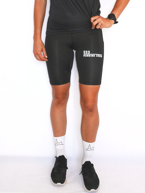 Dames short tight