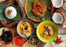 Sumatran Padang Curries