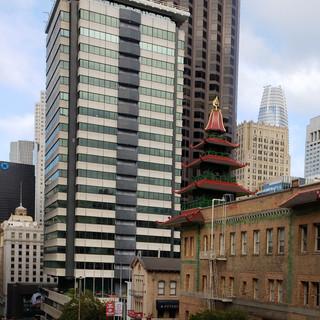 Exterior China town