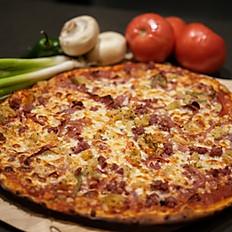 Small Muffaletta Pizza