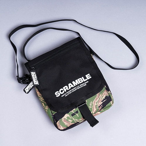 SCRAMBLE HIGASHI MESSENGER BAG