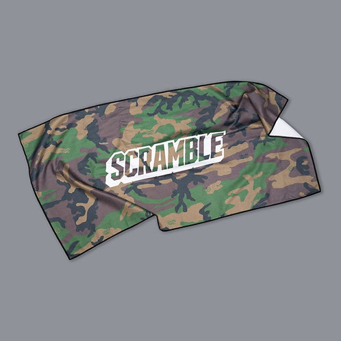 SCRAMBLE BRAND WAFFLE TOWEL