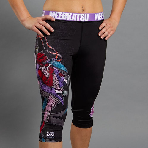 MEERKATSU DIVINE BOW & ARROW SPATS – LADIES CUT