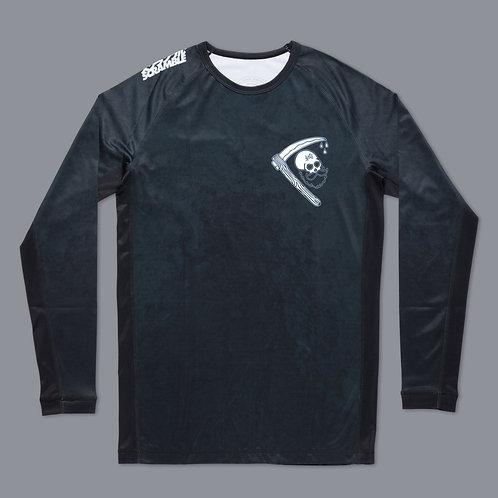 SCRAMBLE 'STRONG BEARD' RASHGUARD