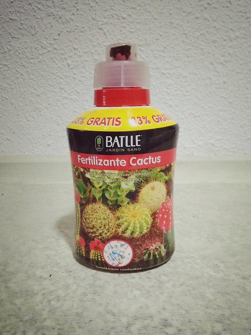 Fertilizante para cactus