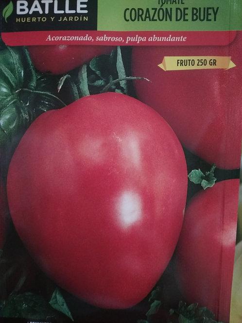 Tomates, gran variedad