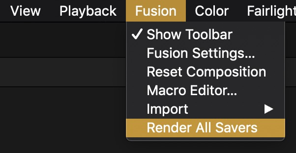 render all savers