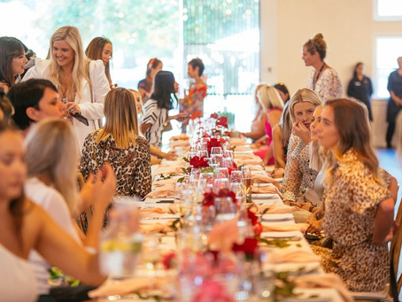 5 easy tips to elevate your next event