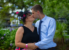 Auckland Cup Week®: Leap Year Love - Hollie didn't let cancer stop her from proposing on 29 February