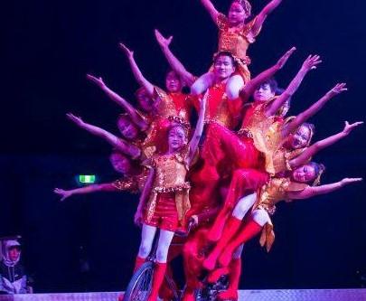 WIN three double passes to Cirque Grande New Zealand