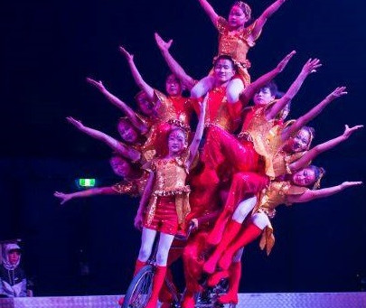 WIN three double passes to Cirque Grande New Zealand