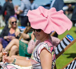 The Enclosure Melbourne Cup party, races