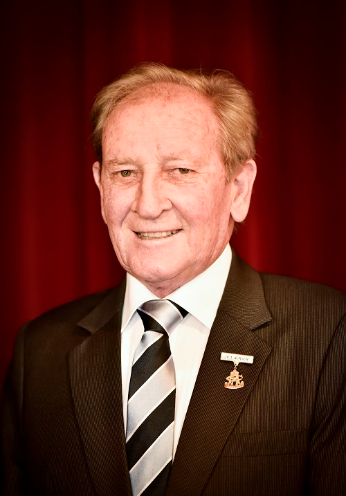 Former ARC Board and Life member, Rex Jensen