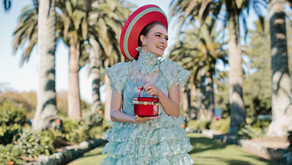 Celebrating the Melbourne Cup | Laura Campbell on fashions in the field, Aussie style