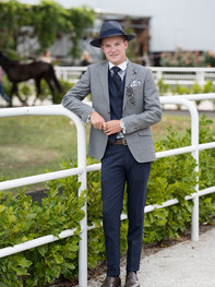 3rd Place Mens Fashions in the Field 2019, Nick Burley