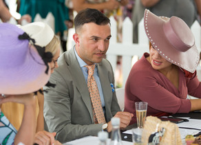 Auckland Cup Week® fashion: Maxum Alexander on men's raceday style