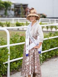 Millinery Award winner and 2nd Place Womens Fashions in the Field 2019, Soraya Gurney