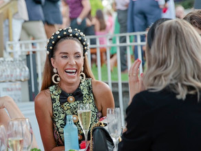FASHION: Milliner Claire Hahn on summer raceday style