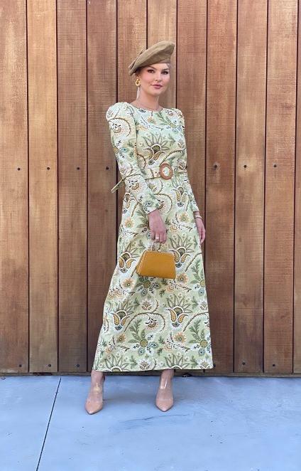 Sara Allpress - Grand Finalist in The Ned Prix de Fashion