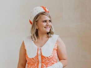 FASHION | Meet Abby Button - Grand Finalist in The Ned Prix de Fashion 2021