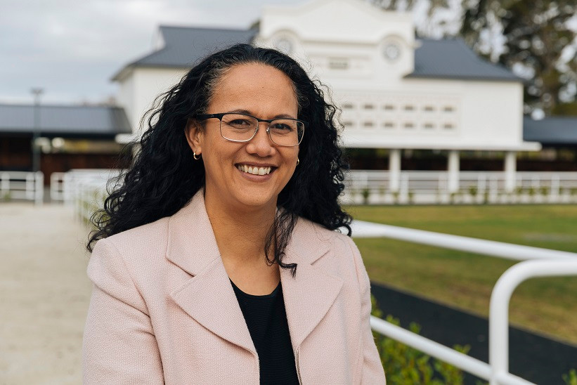 Auckland Racing Club CFO Margaret Germain