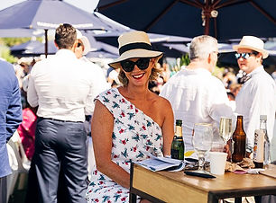 The Turf on Champagne Cup Week Auckland
