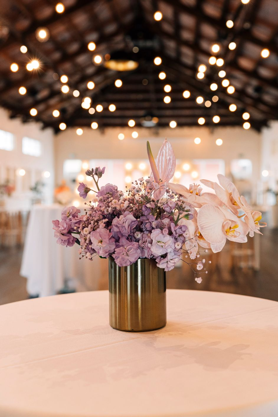 We work closely with a number of theme designers to help bring events to life - as seen in this gorg
