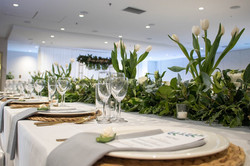 All of the details - our preferred theming partners know our spaces well - ensuring your event eleme