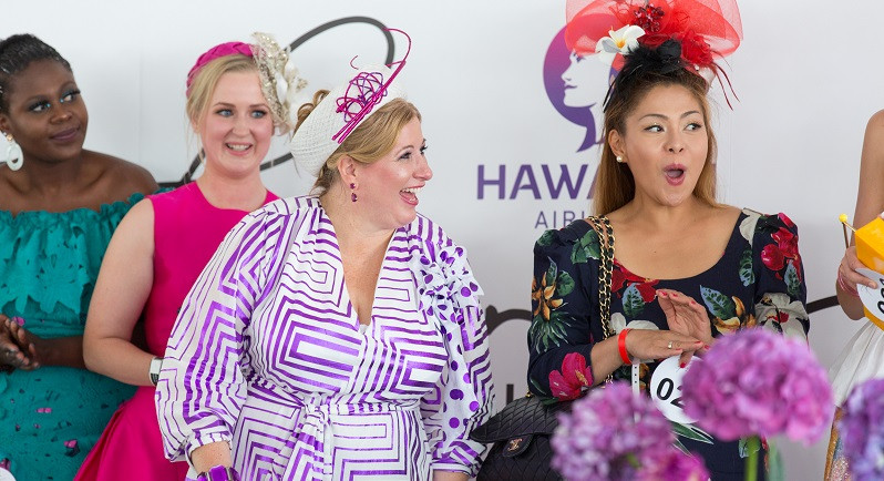 Win, lose or draw - entering Fashions in the Field is always a fun time for those who get involved