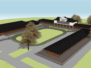 Racing into the future with our new stables