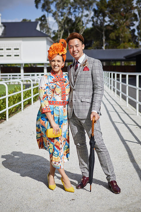 Boxing Day Fashions in the Field Winners