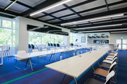 Another of our many rooms that work well for small business events such as presentations and meeting