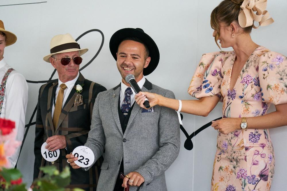What should men wear to the races   Ellerslie Racecourse