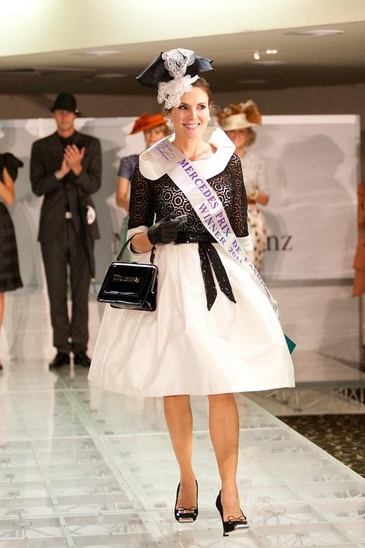 2011 winner - Tricia Molachino