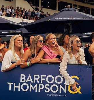 Auckland Cup Day at Ellerslie Racecourse